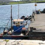 Aran Island dock