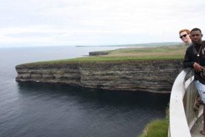Céide cliffs