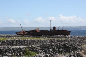 Inis Oirr shipwreck